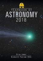 Yearbook of Astronomy 2018 book cover