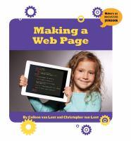 Making a web page