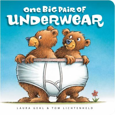 One Big Pair of Underwear(book-cover)