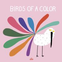 Cover of Birds of a Color