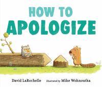 How to apologize JNon