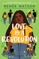 Love is a Revolution YA