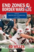 Image: End Zones and Border Wars