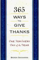 365 Ways to Give Thanks