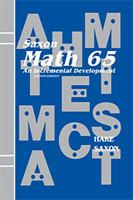 Saxon Math 65: An Incremental Development