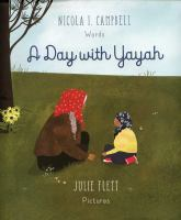 Cover of A Day with Yayah