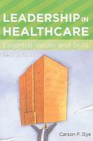 Leadership in Healthcare
