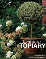 Container Topiary Book Cover