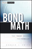 Bond Math