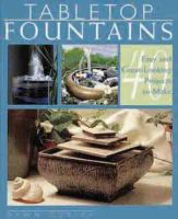 Tabletop fountains book cover