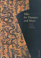 Silks for Thrones and Altars