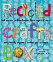 Image: Recycled Crafts Box
