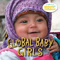 Cover of Global Baby: Girls