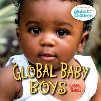 Cover of Gobal Baby: Boys