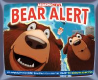 Bear Alert book cover