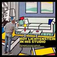 Roy Lichtenstein in His Studio