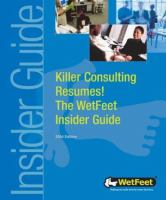 Killer Consulting Resumes