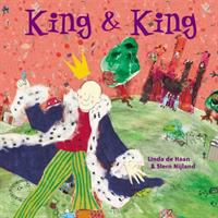 Cover of King & King