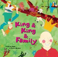 Cover of King & King & Family