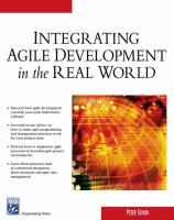 Integrating Agile Development in the Real World
