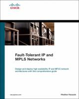Fault-tolerant MPLS and IP Networks