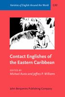 Contact Englishes of the Eastern Caribbean