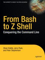 From Bash to Zshell