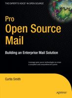 Pro Open Source Mail