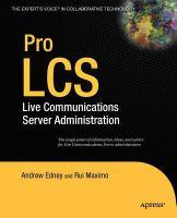 Pro LCS