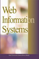 Web Information Systems