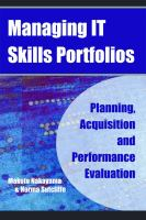 Managing IT Skills Portfolios