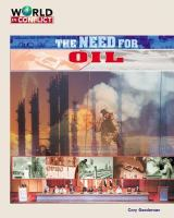 Need for Oil (World in Conflict (Abdo))