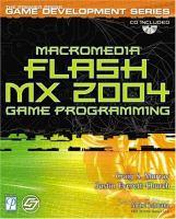 Macromedia Flash MX 2004 Game Programming