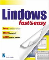 Lindows Fast & Easy