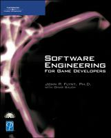 Software Engineering for Game Developers