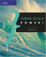 Cubase SX 2 Power