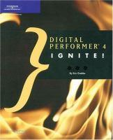 Digital Performer 4 Ignite!