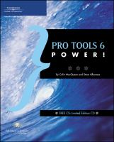 Pro Tools 6 Power!