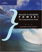 Roland Vs. Recorder Power!