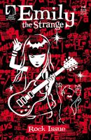 Emily The Strange #4: The Rock Issue (No. 4)