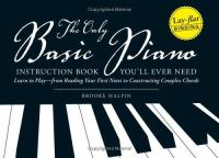 The Only Basic Piano Instruction Book You'll Ever Need
