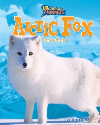 Arctic fox  very cool