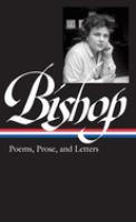 Cover of Elizabeth Bishop: Poems, P