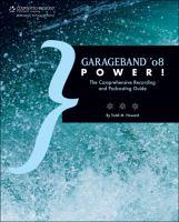 GarageBand '08 Power