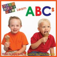 Cover of Kids Like Me...Learn ABCs