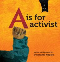 Cover of A Is for Activist