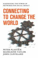 Image: Connecting to Change the World