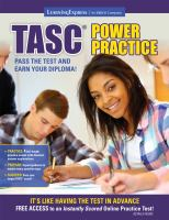 TASC Power Practice