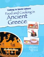 Food and Cooking in Ancient Greece
