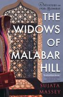 Cover of The Widows of Malabar Hill